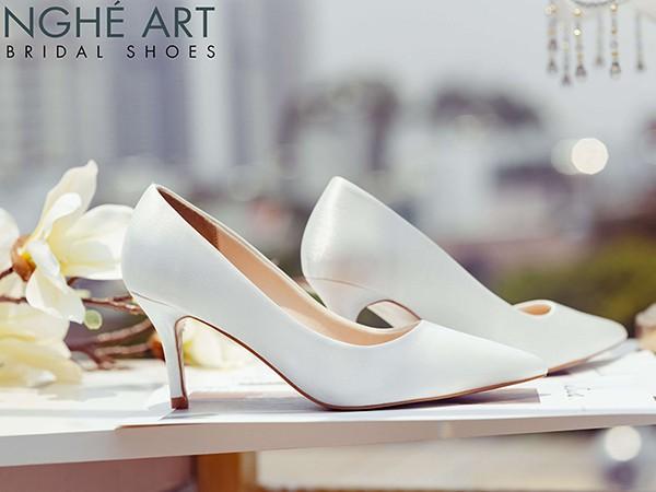 10 kiểu giày cao gót đẹp mà phụ nữ cần biết (P2)