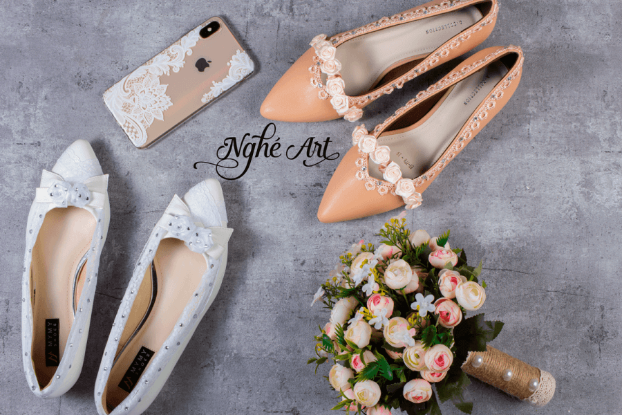 Nghé Art Bridal Shoes - 0908590288 - 5 Tips chọn giày cưới - Ảnh 3