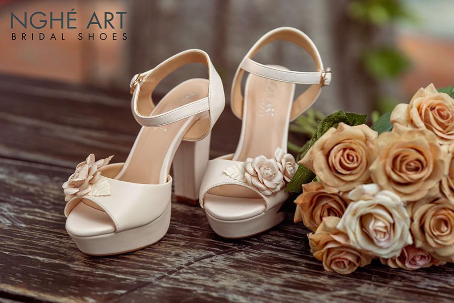 Cửa hàng giày cưới đẹp chất lượng tốt tại TPHCM - Ảnh 3 -  Nghé Art Bridal Shoes – 0908590288