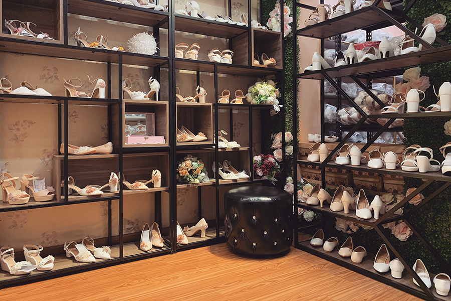 Địa chỉ mua giày cưới 1 - Ảnh 3 -  Nghé Art Bridal Shoes – 0908590288