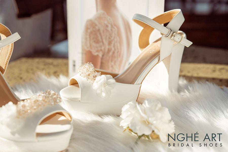 Top 5 nguyên tắc lựa chọn giày cưới các nàng dâu không thể bỏ qua - Ảnh 1 -  Nghé Art Bridal Shoes – 0908590288