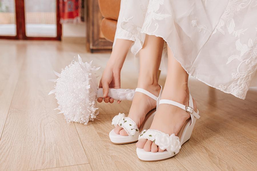 Top 5 nguyên tắc lựa chọn giày cưới các nàng dâu không thể bỏ qua - Ảnh 4 -  Nghé Art Bridal Shoes – 0908590288