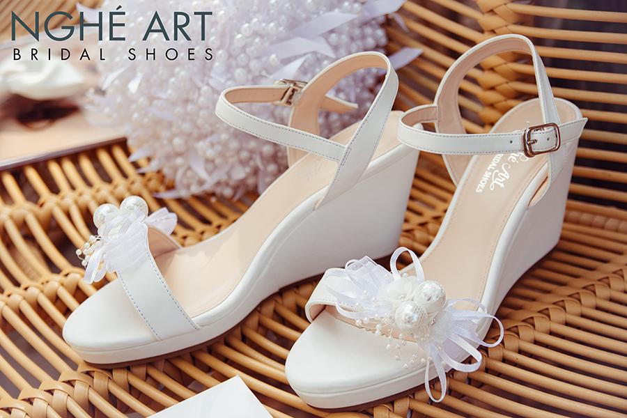 Top 5 nguyên tắc lựa chọn giày cưới các nàng dâu không thể bỏ qua - Ảnh 5 -  Nghé Art Bridal Shoes – 0908590288