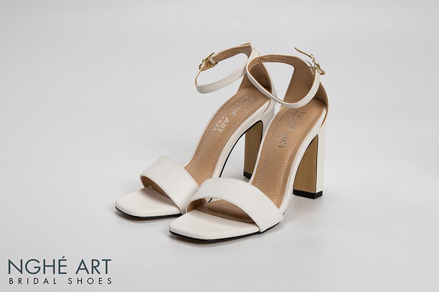 Top 5 nguyên tắc lựa chọn giày cưới các nàng dâu không thể bỏ qua - Ảnh 6 -  Nghé Art Bridal Shoes – 0908590288